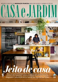 Casa e Jardim | Apto Czitrom - abril 2015