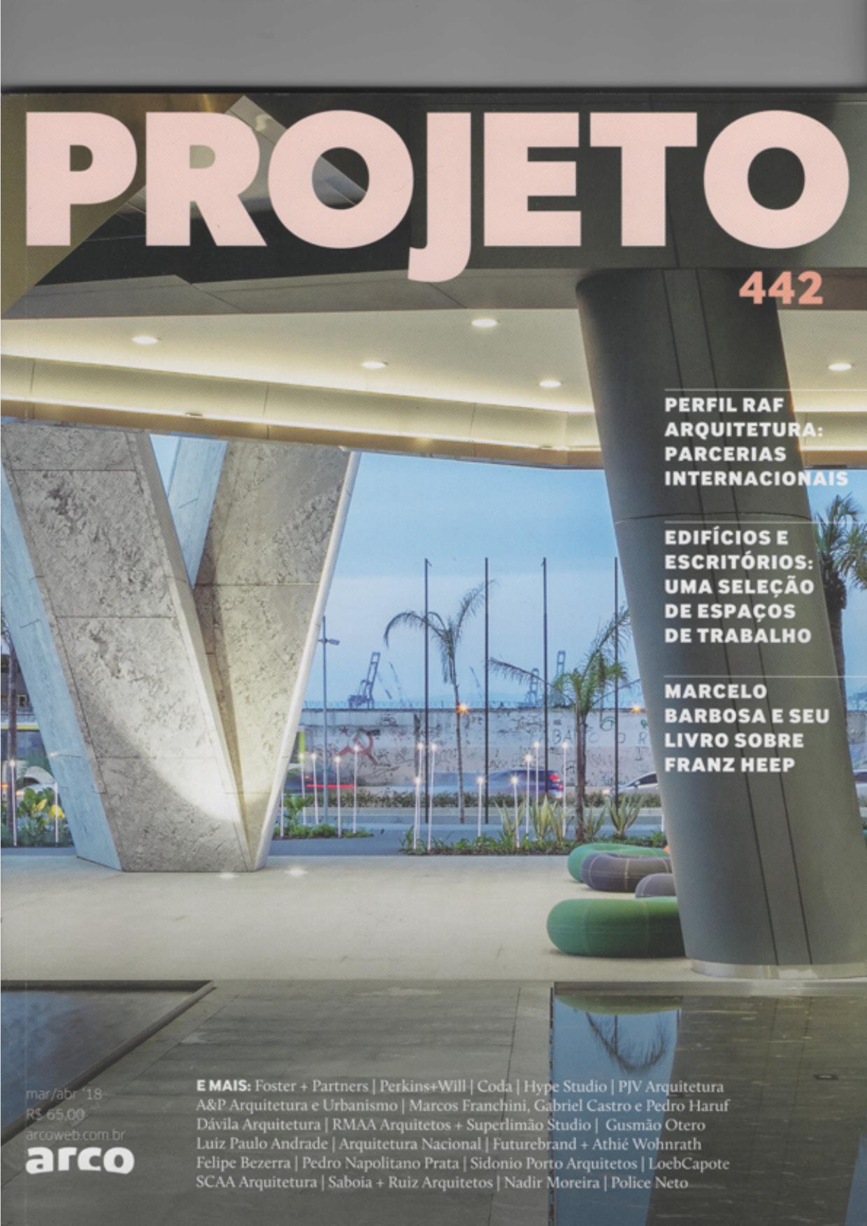 Projeto ed. 442 | Imapct HUB - março 2018