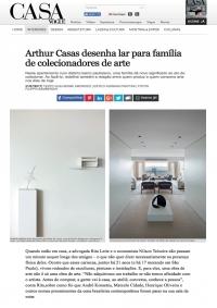 Casa Vogue | Arthur Casas - julho 2017