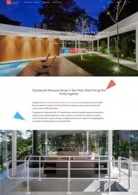 Stunning Homes | Casa Marquise - julho 2016