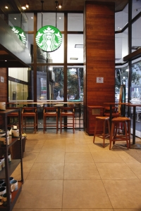 Café Starbucks Trianon