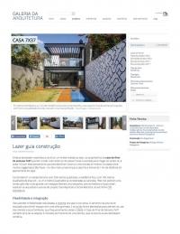 Galeria da Arquitetura - Bulcao - Março 2018