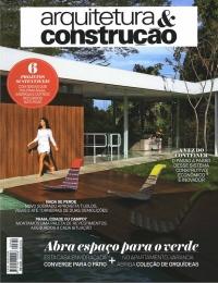 Arquitetura e Construção - Agosto 2015
